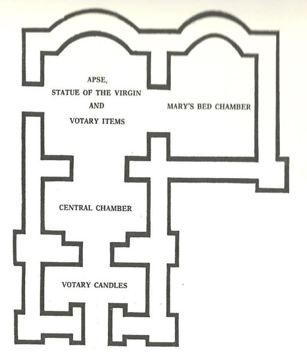 Casa de Maria planta