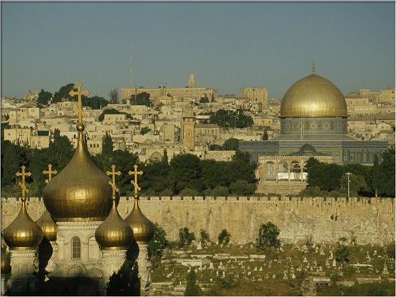 Igreja e mesquita