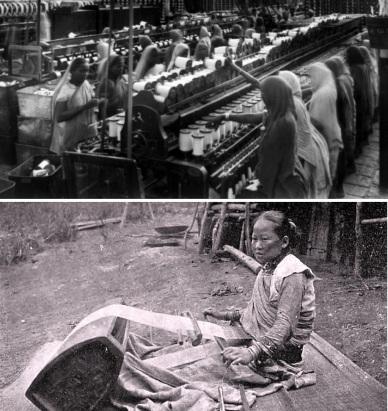 traditional loom